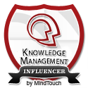 MindTouch KM Influencer banner
